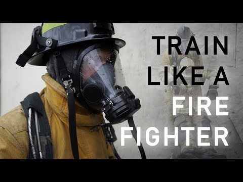 I trained like a firefighter for 1 DAY   Johannes Bartl