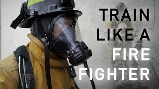 I trained like a firefighter for 1 DAY | Johannes Bartl