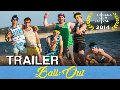 Balls Out - Tribeca Film Festival Trailer (2015) Sports Comedy HD (Intramural)