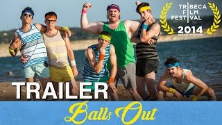 Balls Out - Tribeca Film Festival Trailer (2015) Sports Comedy HD (Intramural)