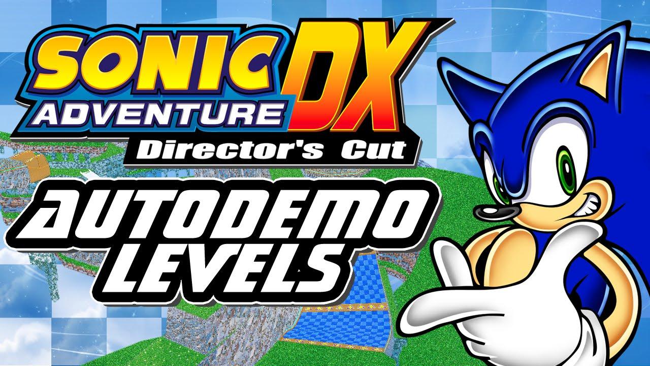 sonic adventure dx hacks