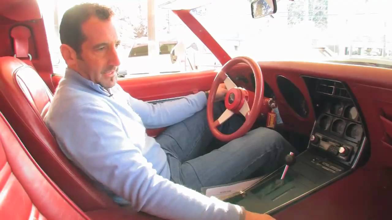 1977 Chevrolet Corvette T Top For Sale With Test Drive