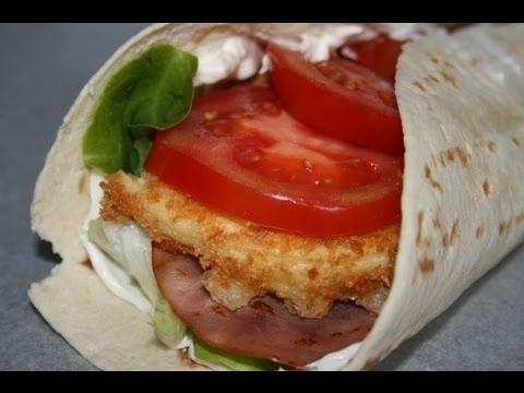 wrap-mcdo-facile-chèvre-pané-bacon-cruditées-🌯🇺🇸