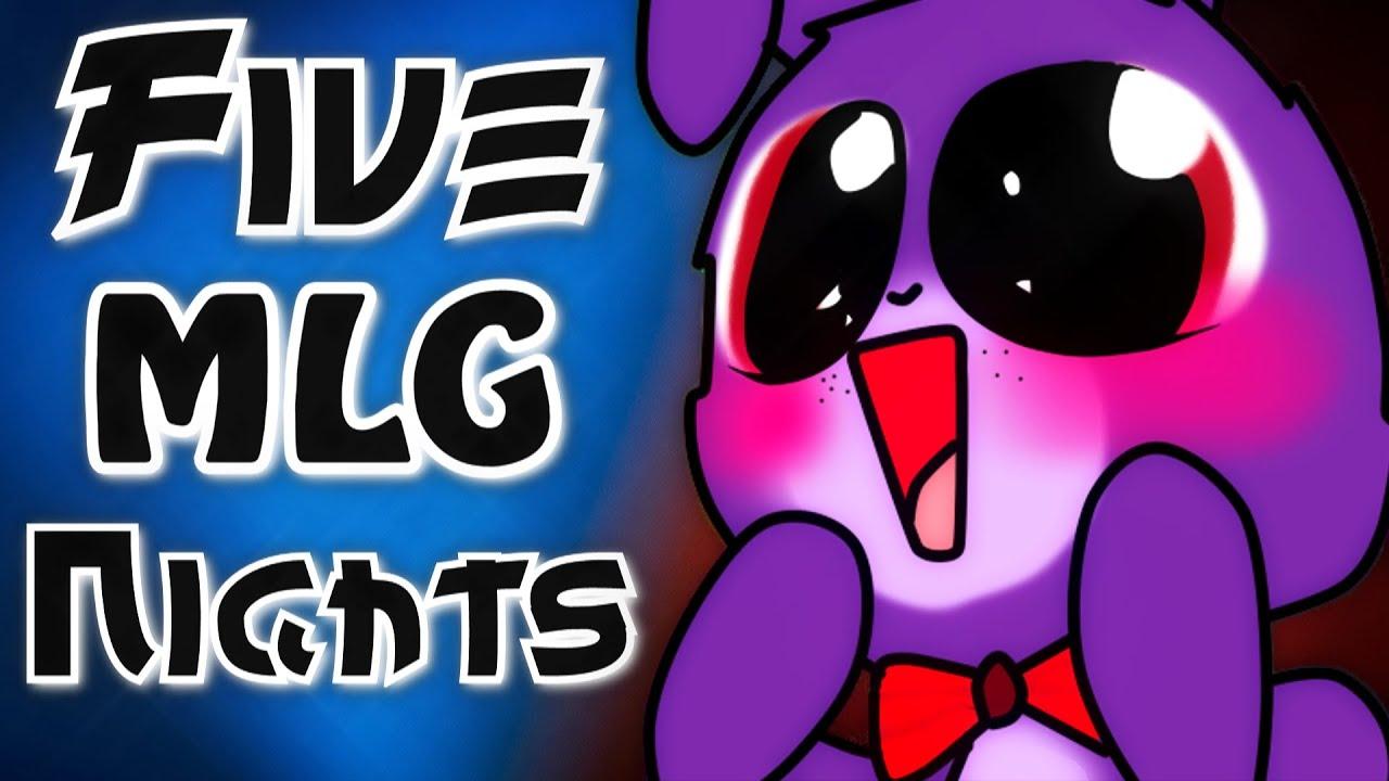 Cute Freddy Fazbear Wallpaper Five Mlg Nights Part 1 Kawaii Bonnie Youtube