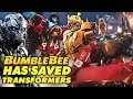 Bumblebee (2018) Has Saved Transformers Movies At The Box Office