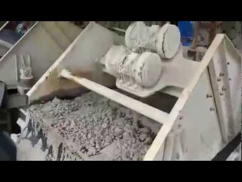 Feldspar Dewatering Screen-- Shanghai Lipu