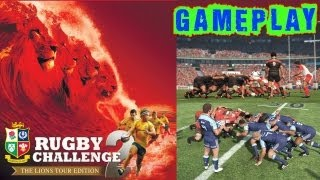 Rugby Challenge 2 Gameplay PC HD