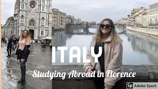 Italy Vlog   Studying Abroad In Florence