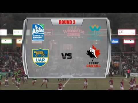 Americas Rugby Championship - Canada vs Argentina  - 5:00 PM PST