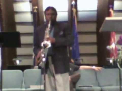 Sonny Pillay Saxophone solo