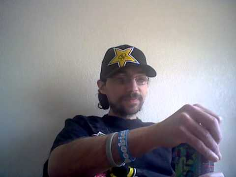rockstar energy drink super sour green apple review