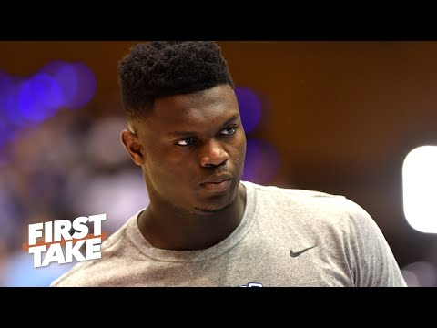 Zion Williamson's stepfather took $400K payment, court filing alleges | First Take
