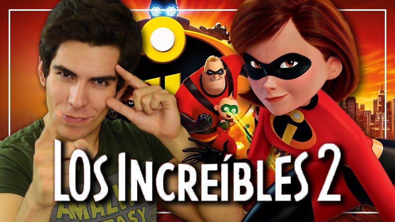 Critica / Review: Los Increíbles 2