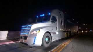 Freightliner Inspiration Truck - Infinite Inspiration