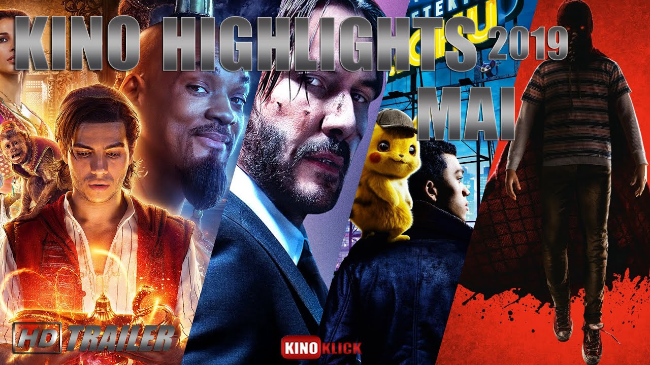 Kinofilme 2019 mai