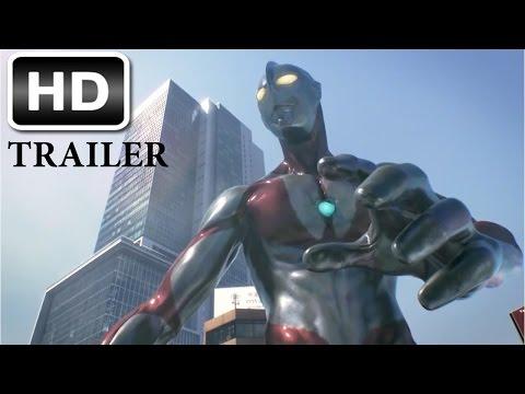 Ultraman - Official Trailer (2016) HD