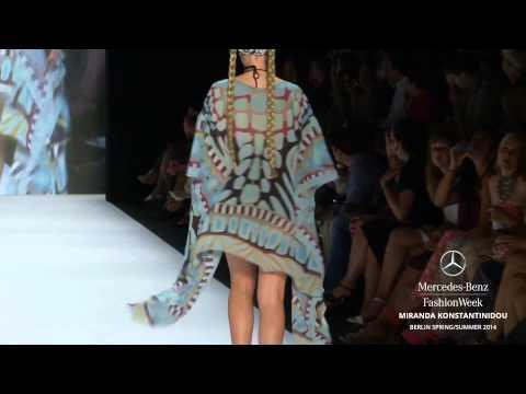 MIRANDA KONSTANTINIDOU Mercedes-Benz Fashion Week Berlin Spring / Summer 2014 DETAIL Screen