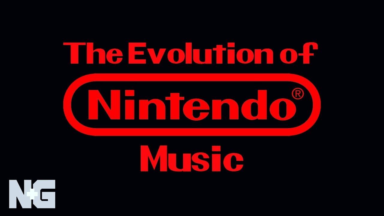 The Evolution Of Nintendo Music Youtube