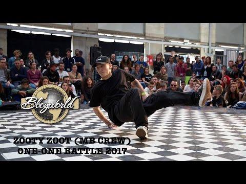 ZOOTY ZOOT   MB CREW   ONE-ONE BATTLE 2017