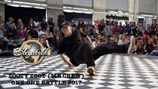 Zooty Zoot [MB CREW] ▶ ONE-ONE BATTLE 2017 ◀ ⓒ .BBoy World | Korea
