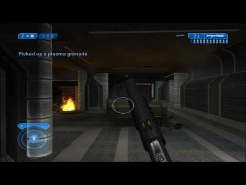 Halo 2 EDS Project - Cairo Station (3:55) Segmented