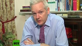 Julian Assange to UN_ 'US trying to erect national secrecy regime' (Full version)