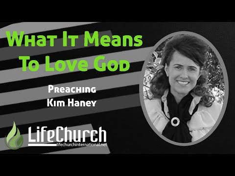 June 10, 2018 – Kim Haney – Sunday Worship Celebration
