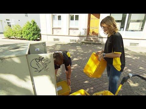 TV Doku: Einen Tag Lang Auf Briefzustellung Im Saarland - Deutsche Post