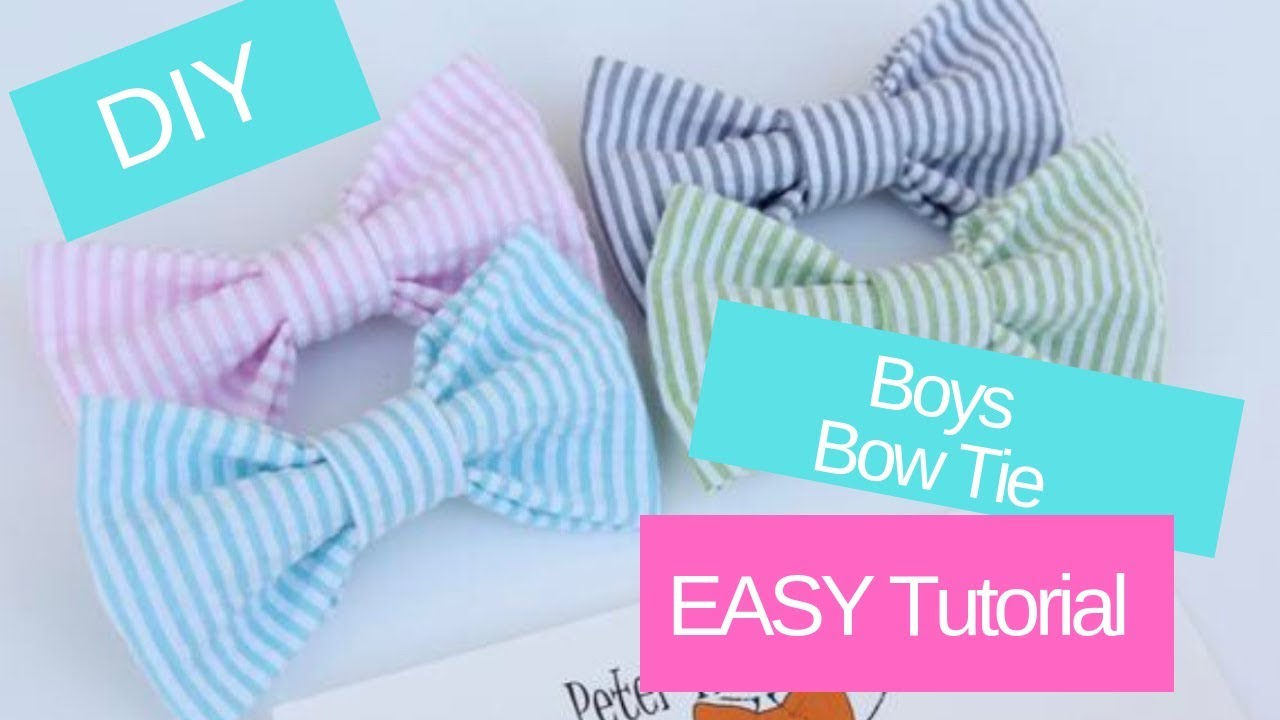 Gray and White Stitched Boy Bow Tie Bow Tie Clip on Bow Tie Newborn  Baby  Toddler  Child