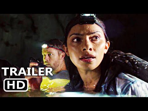 BLACK WATER ABYSS Official Trailer (2020) Crocodile Attack Movie HD