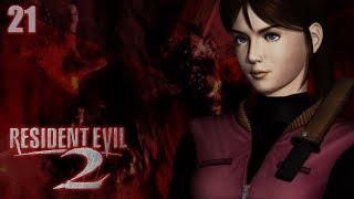 Resident Evil 2 [21 - Claire Scenario B - FINAL]
