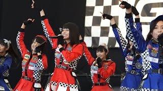 20161127 AKB48チーム8 「ハイテンション」 TOYOTA GAZOO Racing FESTIVAL 2016 (ライブ1部)
