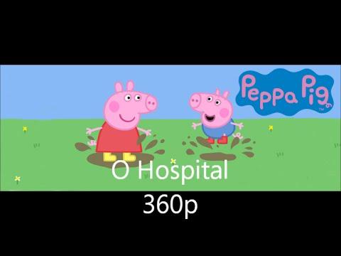 Peppa Pig T.04 ep.06 O Hospital
