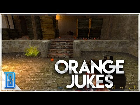 GMOD-Prop Hunt - ORANGE JUKES & ROOT BEER