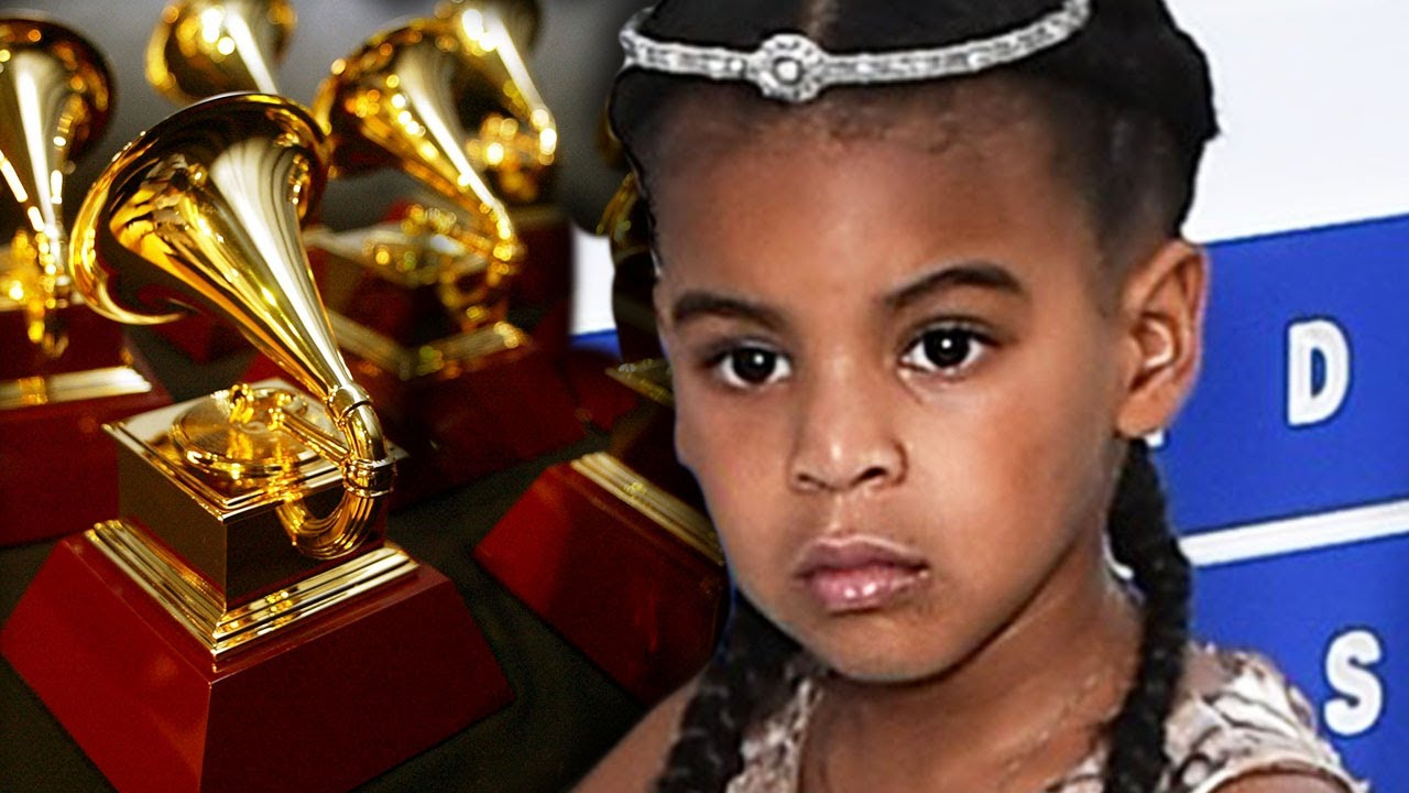 Blue Ivy to Earn Grammy Award with New Audiobook?