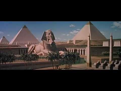 The Egyptian is listed (or ranked) 42 on the list List of Films Scored By Bernard Herrmann