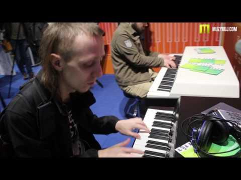 Nagrania dla muzykuj.com – Waldorf Zarenbourg  – musikmesse 2017 gra: Kamil Barański www.muzykuj.com