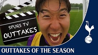Spurs TV outtakes of the season ft. Dele Alli, Heung-Min Son & Eric Dier