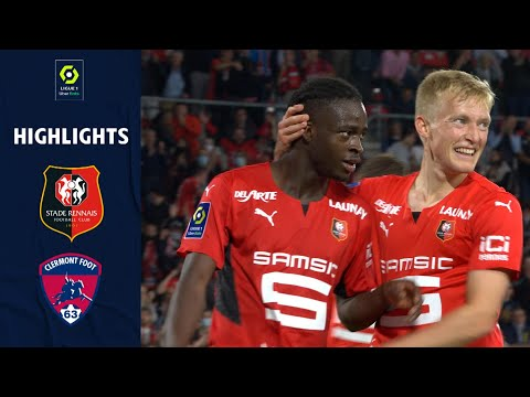 Rennes Clermont Goals And Highlights
