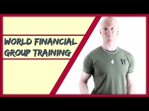 World Financial Group Presentation – How To Maximize The World Financial Group Compensation Plan