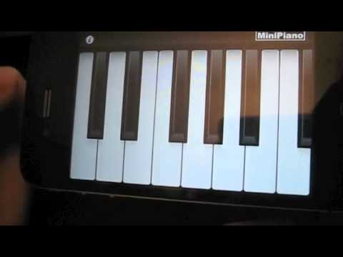 best piano app for iphone best iphone ipod touch piano app review 16683