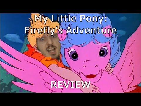 My Little Pony- Firefly's Adventure/ Escape from Midnight Castle Review