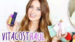 Vitacost Haul (mostly Pacifica products!) | vlogwithkendra