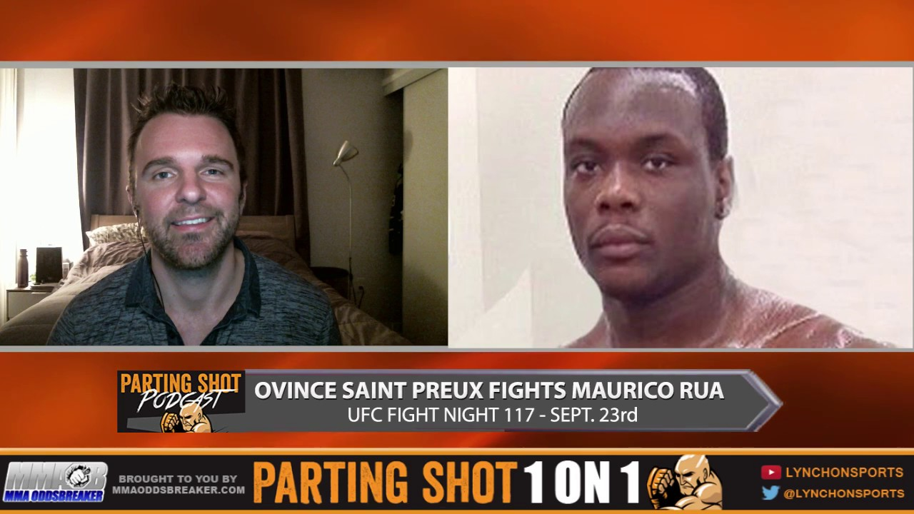 Ovince Saint Preux talks fighting in Japan and Jon Jones failed drug test