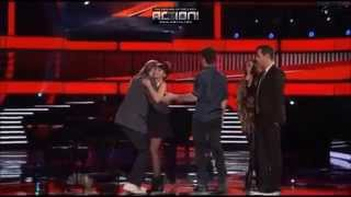Melanie Martinez Gets Eliminated - The Voice (Season 3)