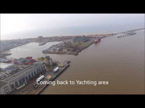 DJI 04 Mar 2017 Ventspils Port OB