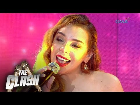 "The Clash: ""Somewhere Over The Rainbow"" by Mirriam Manalo 