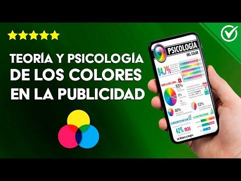 ¿Qué es la Teoría, Psicología y Significado de los Colores en el Marketing o Publicidad?