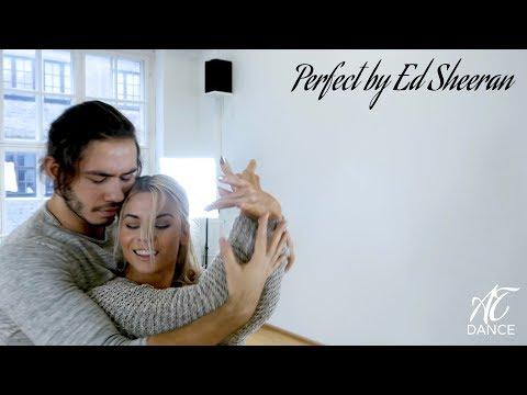 Ed Sheeran - Perfect   Dance Choreography   Alexey & Tiia