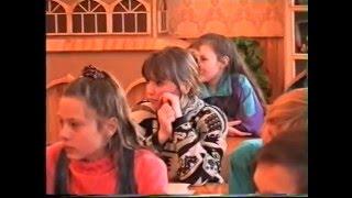 Фильм к 5-летию школы №66 города Кирова. 3 часть. (1997)